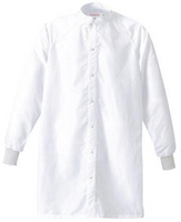 Cleanroom ESD Frocks with ESD Knit Cuffs, XS-5XL by Cleanroom World