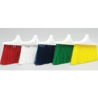 Cleanroom Brooms, Light Sweep, Green by Cleanroom World