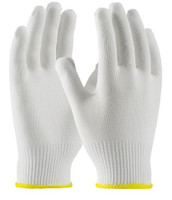Polyester Gloves, Low Lint, Seamless, Light Weight, M-XL, 12/pair by Cleanroom World