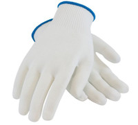 Nylon Gloves, Seamless, Light Weight, S-XL, 12/pair by Cleanroom World