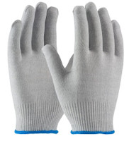ESD Nylon Gloves, Uncoated, S-XL by Cleanroom World
