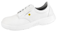 ESD Cleanroom Shoes, X-Light, Size 35, White by Cleanroom World