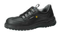 ESD Cleanroom Shoes, Black by Cleanroom World