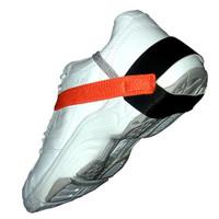 Reusable Heel Grounders, Orange by Cleanroom World
