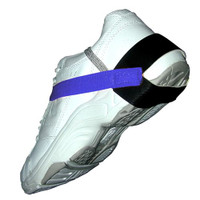 Reusable Heel Grounders, Blue by Cleanroom World