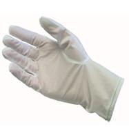 ESD Nylon Gloves, Urethane Coated Palm, Antistatic, Ladies', Medium  PI-6457-LM  by Cleanroom World