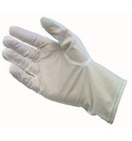 ESD Nylon Gloves, Antistatic, Urethane Coated Palm, Men's, Medium by Cleanroom World