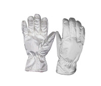 "Nomex Heat Resistant Gloves, 11"" Long, S-XL by Cleanroom World"