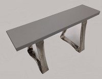"""Plastic Top Gowning Benches, Trapezoid Pedestal, 9½""""W by Cleanroom World"""