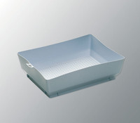 "Sieve for Pre-Prepared Mop Box, 17""L x 13""W x 7""H, Autoclavable By Cleanroom World"