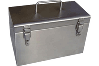 Stainless Steel Tool Box by Cleanroom World