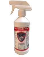 Disinfectants, Total Shield Plus, Trigger Spray Bottle by Cleanroom World