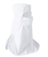 Cleanroom Hoods, Pull over, Built in 929 Face Mask, Vertical Snaps, Elastic Back, Split Skirt By Cleanroom World