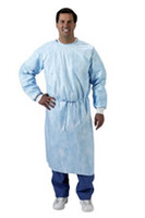Kappler Provent Plus Wrap Around Gown, Viral Penetration Protection, M-4XL By Cleanroom World