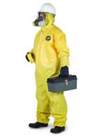 Kappler Zytron 100 Coveralls, Elastic Wrists and Ankles, Serged Seams, XS-4XL by Cleanroom World