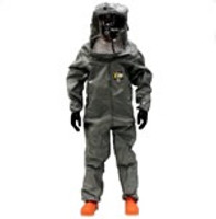 Kappler Zytron 200 Chemical Suits with 1 Exhaust Port, XS by Cleanroom World