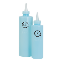 ESD Squirt Bottles; Multiple Sizes, Blue By Cleanroom World