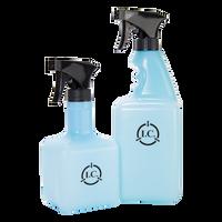 ESD Spray Bottles; Multiple Bottle Sizes, Blue By Cleanroom World