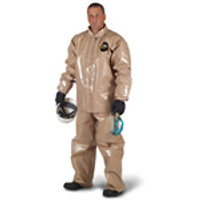 Chemical Suits, Kappler Zytron 300, Broader Holdout, Coverall, Heat Sealed Seams, XS-4XL By Cleanroom World