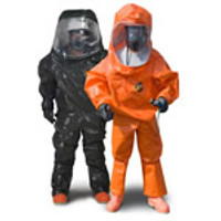 Chemical Suits, Kappler Zytron 500 Coveralls, Elastic Wrist/Ankles, XS-4XL By Cleanroom World
