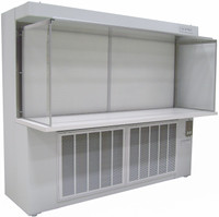 Horizontal Flow Clean Benches; HEPA Filter, Attached Laminate By Cleanroom World