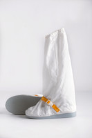 Washable Boot Covers; Reusable, On-Stat 878 sole By Cleanroom World