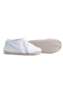 Cleanroom Shoe Covers, Launderable, Hypalon Sole, XS-3XL By Cleanroom Wolrd
