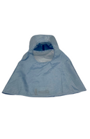 Washable Cleanroom Hood, C3 Material, Pull Over, In-set 929 Face Mask By Cleanroom World