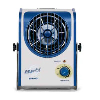 Benchtop Ionizing Blower, AC Ionization Output By Cleanroom World