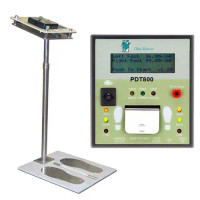 """Near -Fail"""" Combo Wrist Strap and Footwear Testing Station By Cleanroom World"""