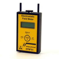 Electrostatic Field Meter Verification Kit, Warmbier EFM51 By Cleanroom World