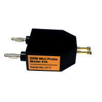 Two Point Probe, Spring Loaded Contact Pins, Warmbier 7220.410