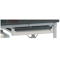 MetroMax i Tables Accessories, Stainless Drawer for MetroMax i Tables