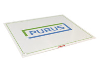 Mat Frames, Non-skid Backing, Polymer Coated Polyester, Naturally Antimicrobial, Mold and Mildew Resistant By Cleanroom World