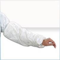 Microporous Cleanroom Sleeves, 19 Inches Long by Cleanroom World