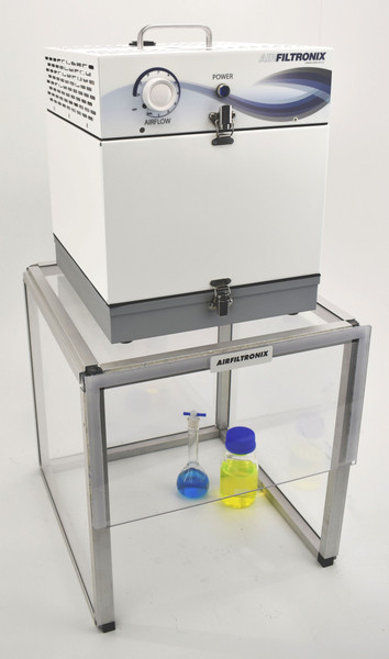 Ductless Powder Containment Hoods by Cleanroom World