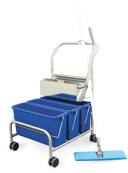 Cleanroom Mop Bucket Systems, Perfex by Cleanroom World