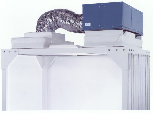 Cleanroom HEPA Filtered Air Conditioning by Cleanroom World