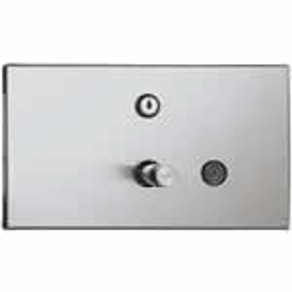 Soap Dispensers, Push Button, Liquid Soap by Cleanroom World