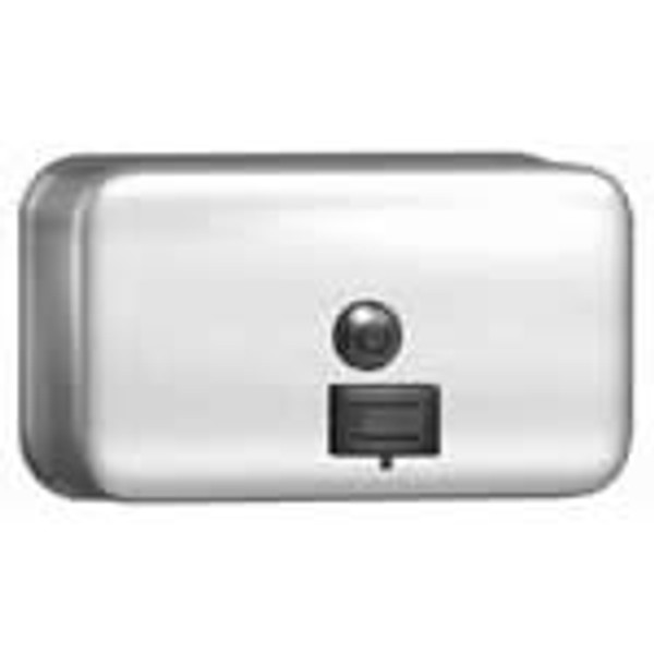 Soap Dispensers, Push Button by Cleanroom World