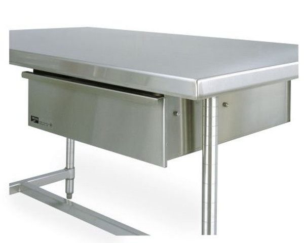 Metro Tables Drawer, Stainless Steel by Cleanroom World
