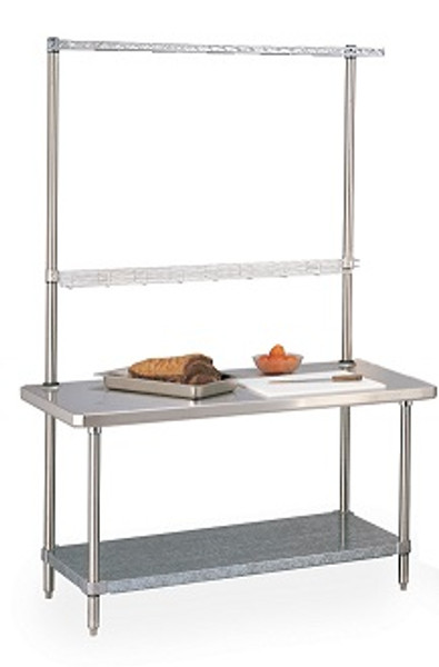 Cleanroom Table Accessories, Metro Tables by Cleanroom World