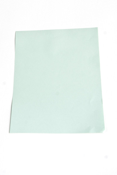 "A4 Cleanroom Paper, 8.27"" x 11.75"", Green by Cleanroom World"