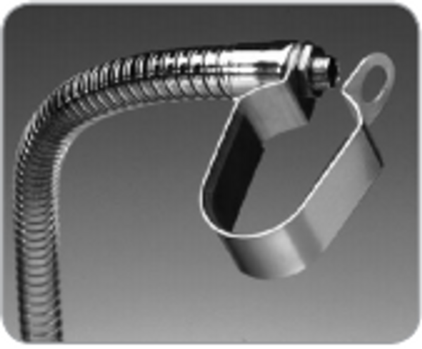 Gooseneck Mounting Stand for Blow Off Guns, Simco-Ion By Cleanroom World