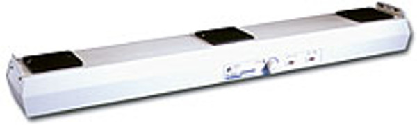 Ionization Equipment, Overhead Ion Blower, 3 Fan, No Diffusers By Cleanroom World