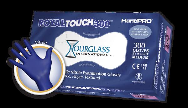 Exam Gloves 300 Series, Nitrile, Powder Free By Cleanroom World