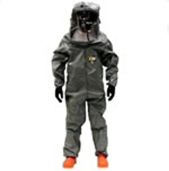 Kappler Zytron 200 Total Encapsulating Chemical Suits, XS-4X by Cleanroom World