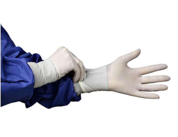 Cleanroom Gloves, HandPRO, Nitrile, Accelerator Free, Sulfur Free, Powder Free, XS-XL By Cleanroom World