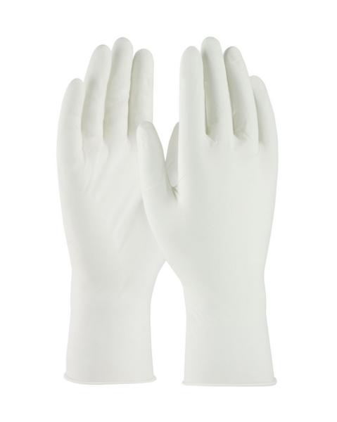 """Cleanroom Nitrile Gloves, ISO 5, Class 100, 12"""", XS-2XL By Cleanroom World"""