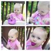 Silicone Baby Spoons set by Gosili